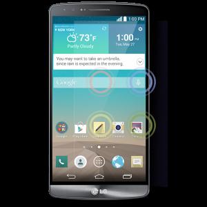 Thay cảm ứng LG G2 D800, D802, D805